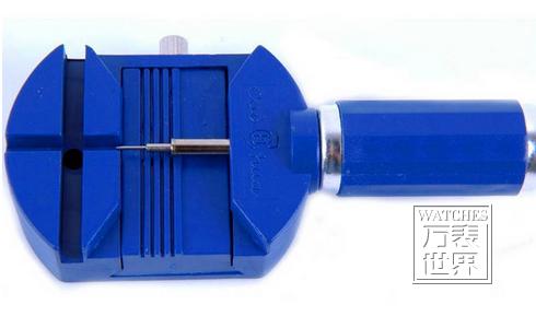 表带调节器怎么用 表带调节器使用方法