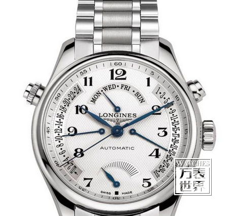 浪琴六针手表怎么调 浪琴六针手表有什么用
