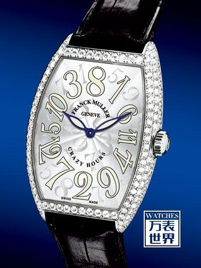 法兰克穆勒酒桶型手表价格,法兰克穆勒酒桶型手表推荐