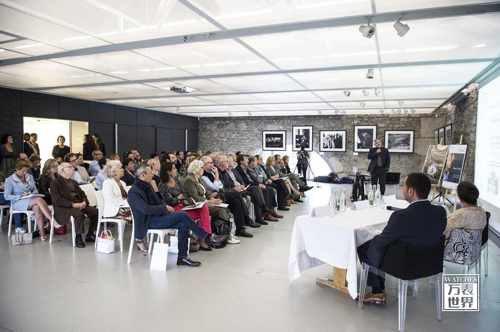 宝玑携手日内瓦国际音乐大赛揭幕2015年音乐盛典