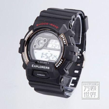 电子手表怎么调时间?电子手表怎么保养