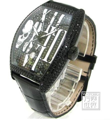 法兰克穆勒骷髅手表价格 法兰克穆勒骷髅手表怎么样