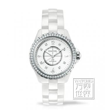 香奈儿白色手表价格 香奈儿白色手表推荐
