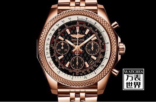 百年灵宾利B06 S计时腕表再推全新小表径版本