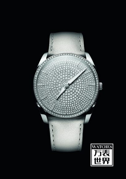 帕玛强尼推出Tonda 1950 Clarity全钻腕表
