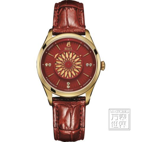 红色女士手表价格,红色女士手表推荐