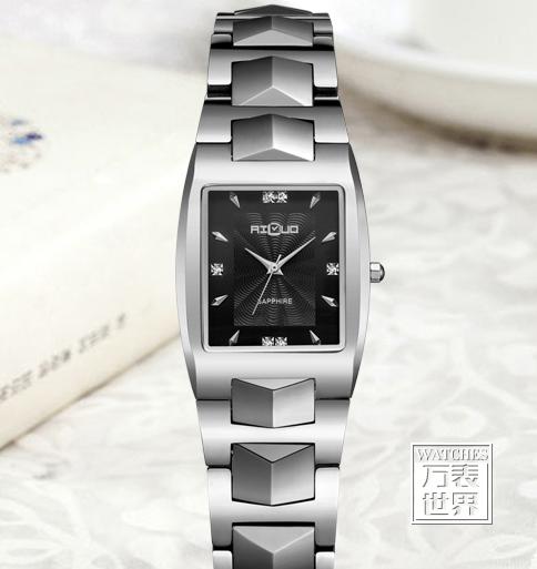 钨钢女士手表价格 钨钢女士手表推荐