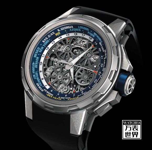 理查德米勒推出全新型号:RM 63-0