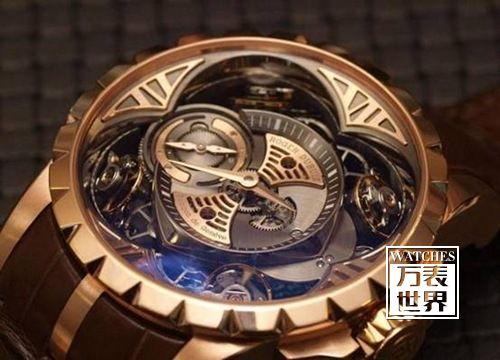 最贵的手表品牌有哪些