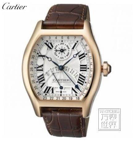 卡地亚酒桶型手表价格 卡地亚酒桶型手表推荐图片