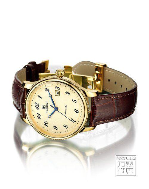 罗西尼手表什么档次?罗西尼手表排名