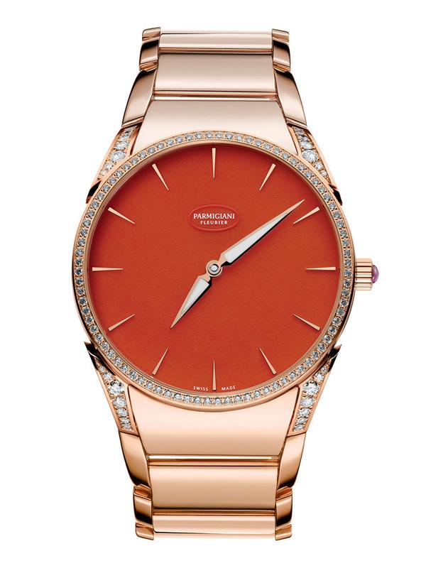 帕玛强尼全新Tonda 1950 Poppy腕表