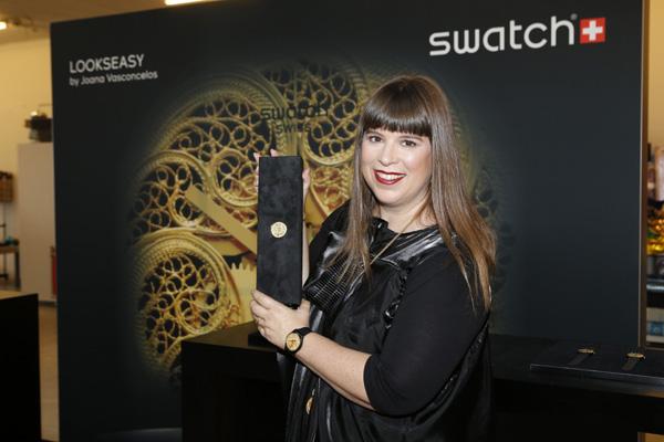 斯沃琪推出全新「看似简单」艺术家特别款腕表