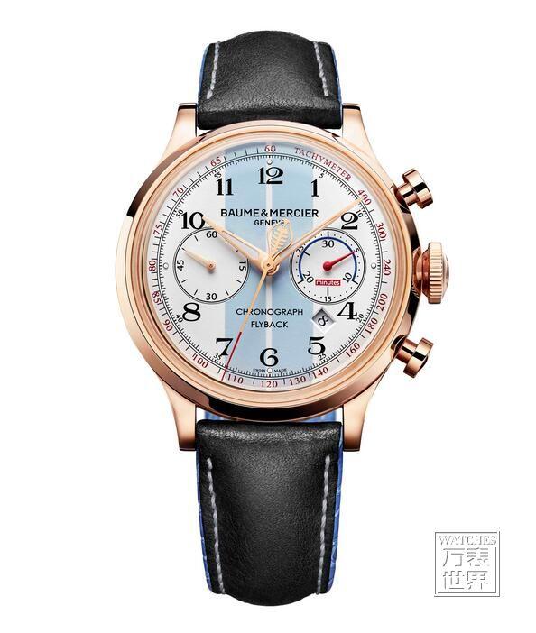 名士将拍卖卡普蓝SHELBY®COBRA独一珍品计时腕表