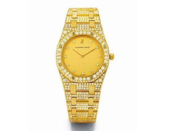 腕上的拜金主义,7款明晃黄金腕表闪亮登场