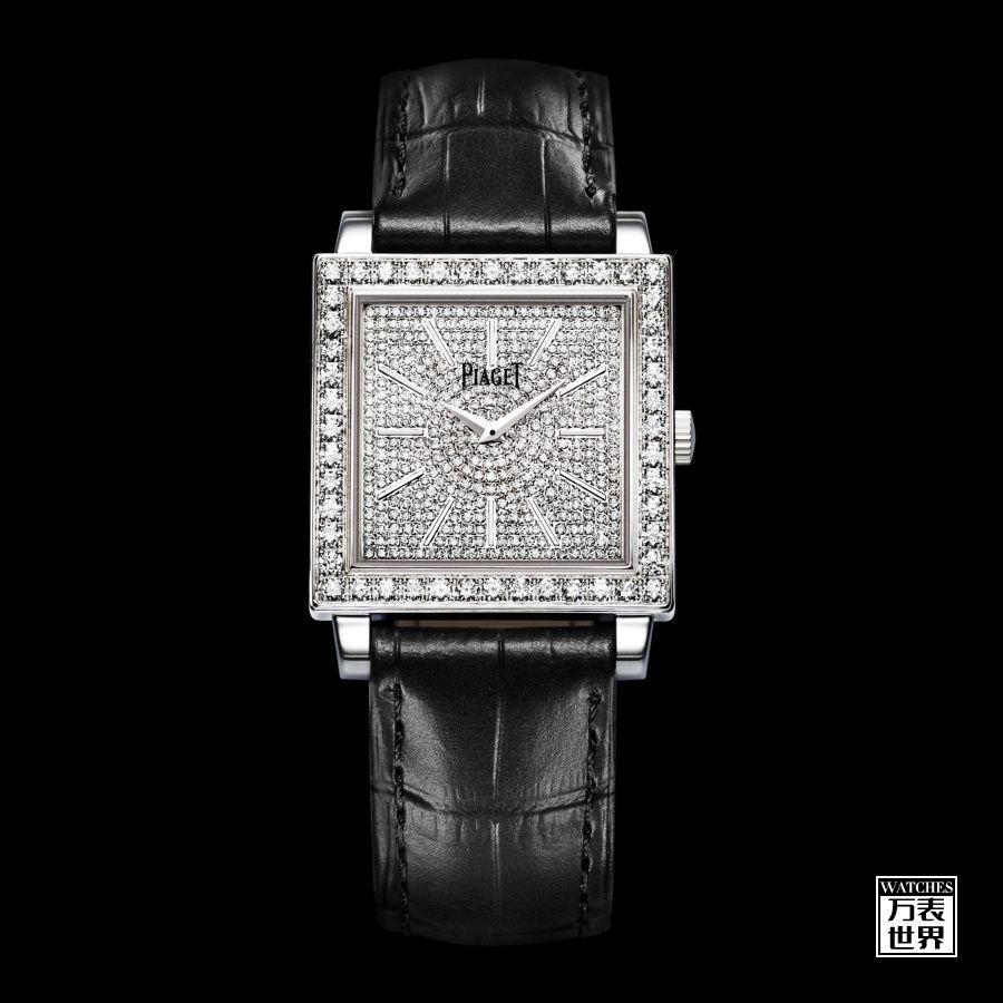 伯爵方形手表价格怎么样呢?伯爵方形手表推荐