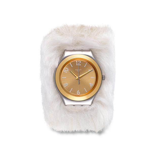 斯沃琪滑雪归来系列新款腕表