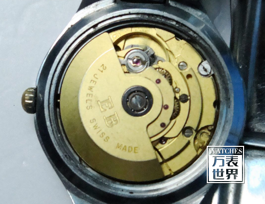 依波路机芯大全,依波路手表用什么机芯