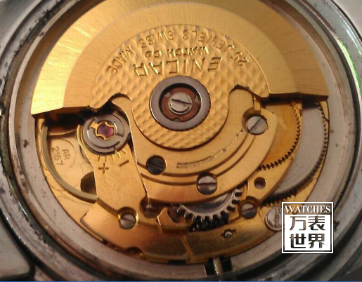 英纳格机芯大全,英纳格手表用什么机芯