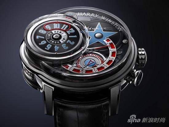 这些腕表跟美国大有关系