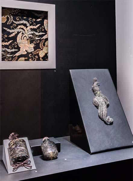 """鲍氏东方艺术馆""""梦徊亚洲""""展出卡地亚160多件作品"""