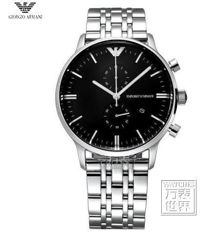阿玛尼表带手表价格,阿玛尼表带手表推荐