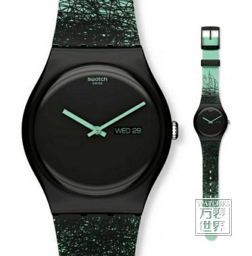 swatch表带手表价格,swatch表带推荐