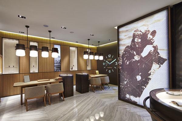 沛纳海在首尔的第二间专卖店隆重开幕