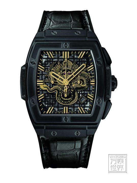 宇舶发布Big Bang灵魂李小龙75周年限量腕表