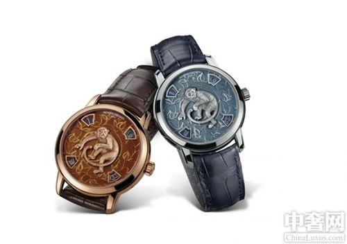 11月腕表新品盘点 几家品牌推出了猴年生肖腕表
