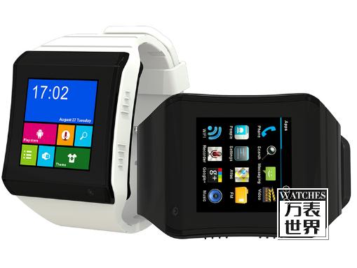 触屏手表调时方法 触屏手表如何调时间