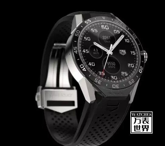 泰格豪雅智能手表出来了