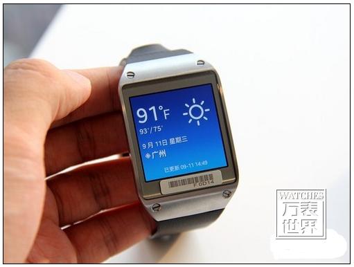 三星gear智能手表怎么用,三星gear智能手表功能