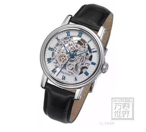 镂空太美:10款精美的镂空腕表