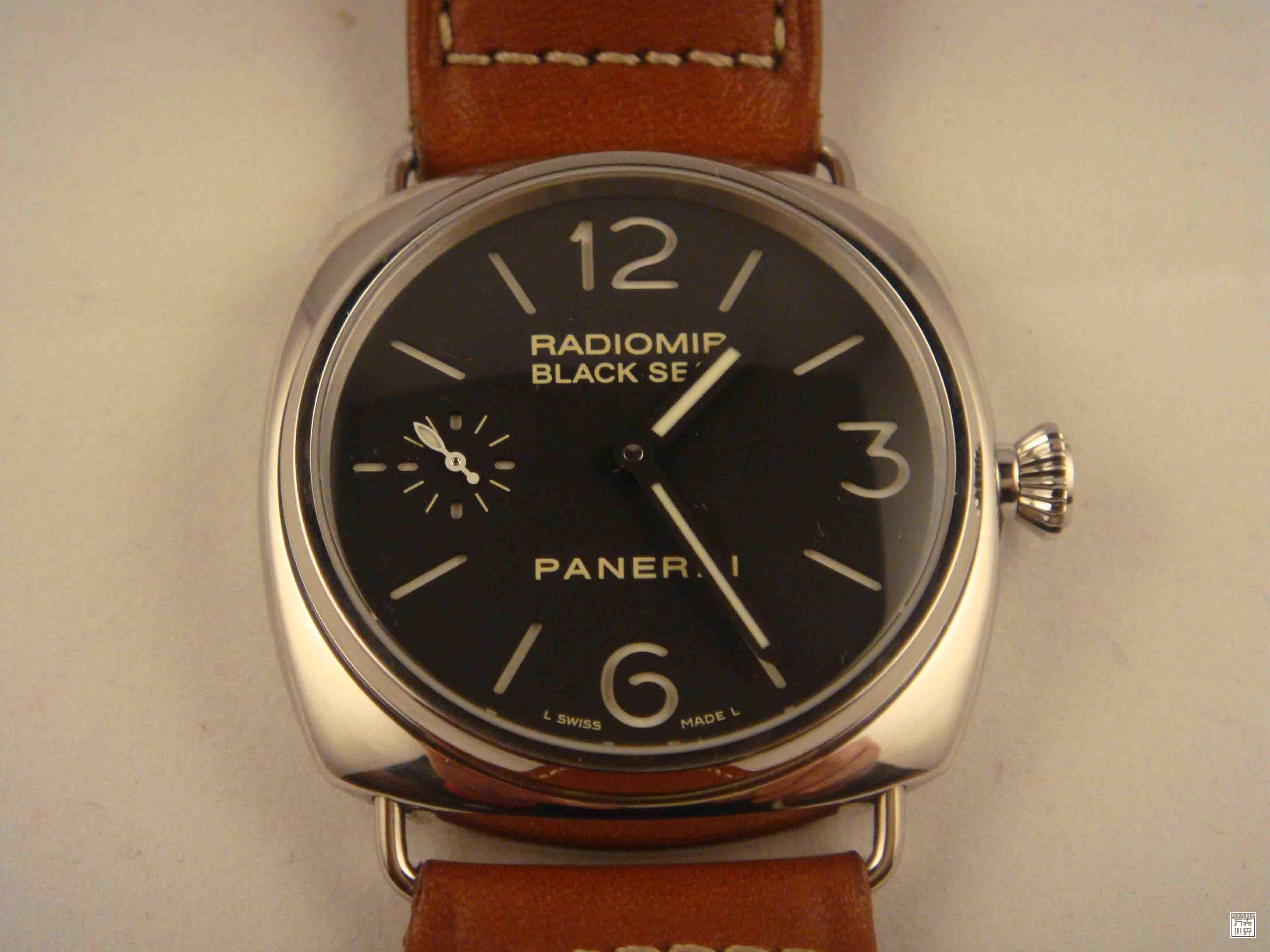 沛纳海183手表价格,沛纳海183手表怎么样?