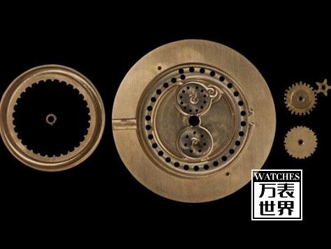 手表主要由什么零件组成的,手表零件大全