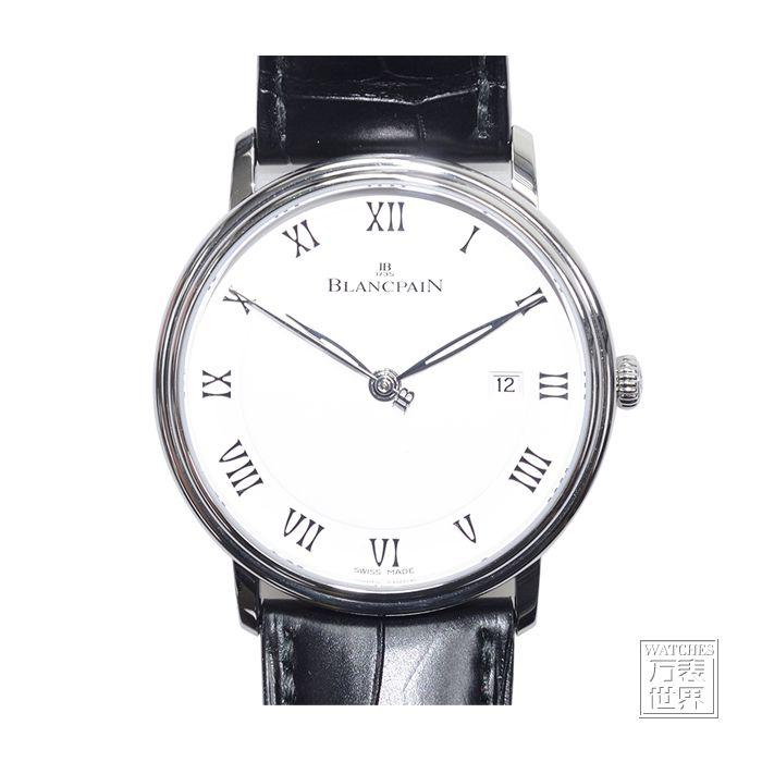 宝珀6651-1127-55b价格,宝珀6651-1127-55b手表怎么样?