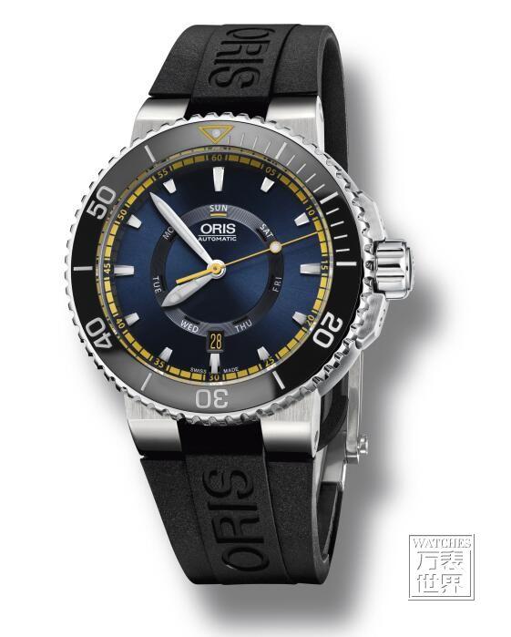 豪利时推出第二代大堡礁限量版腕表