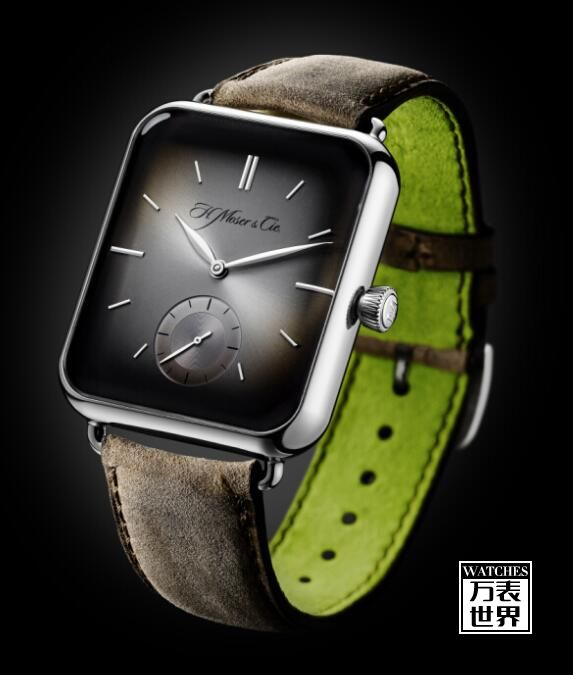 亨利慕时坚守机械表本色,发布Swiss Alp Watch