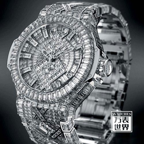 镶钻表壳手表价格怎么样?镶钻表壳手表推荐
