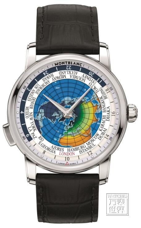 万宝龙推出全新4810系列腕表