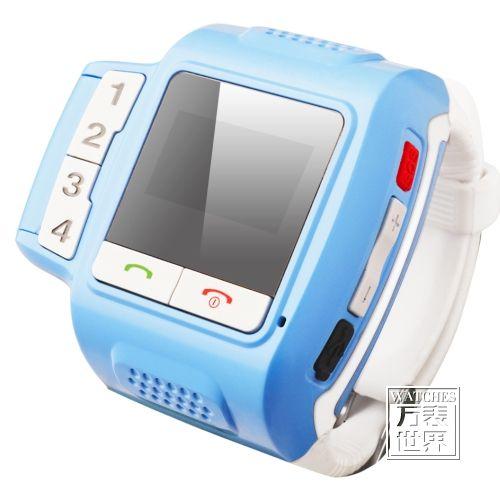 为什么现在的儿童定位手表价格层次不同呢?