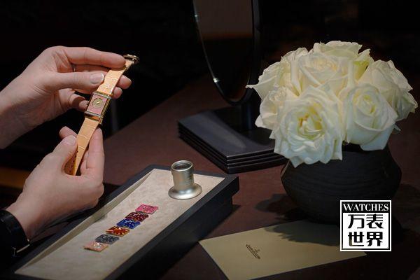 积家Atelier Reverso 设计专属您的腕表