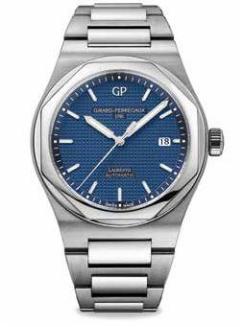 庆祝品牌225周年,芝柏重新推出复刻版「Laureato」限量版腕表