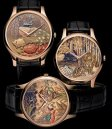 腕表背后传承历史 那些濒临失传的腕表工艺(二