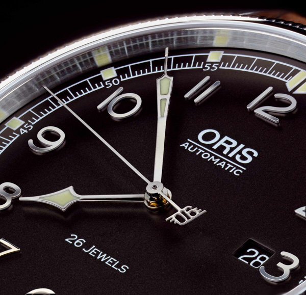 Oris 豪利时1932国际旅游挑战赛限量腕表