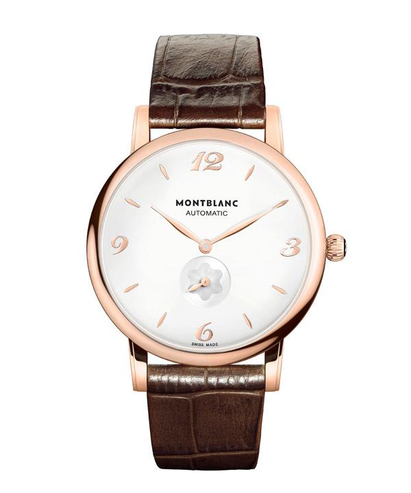 万宝龙手表在平常使用中怎么保养?