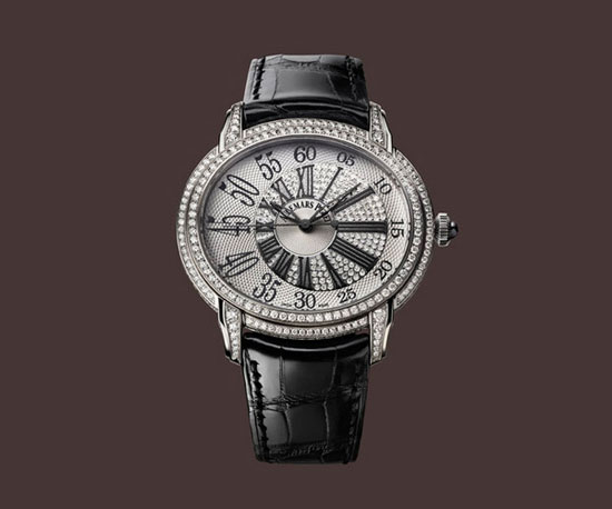 爱彼全新女皇杯千禧系列限量版腕表