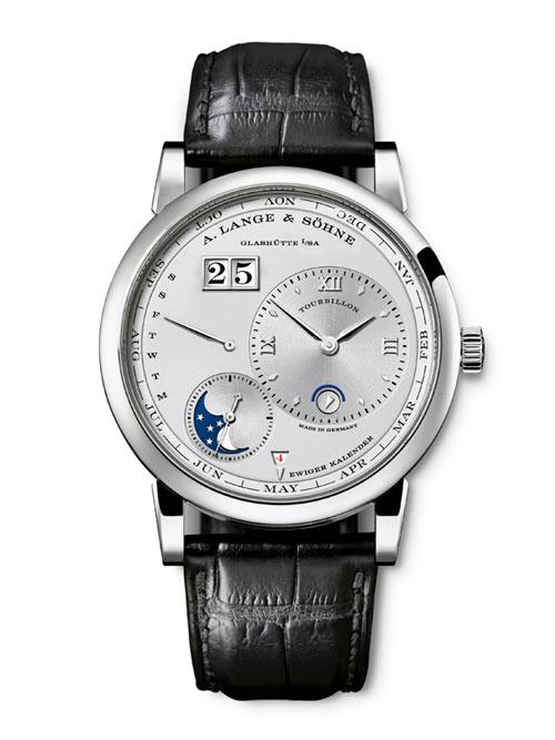 朗格机械手表使用中应注意的细节