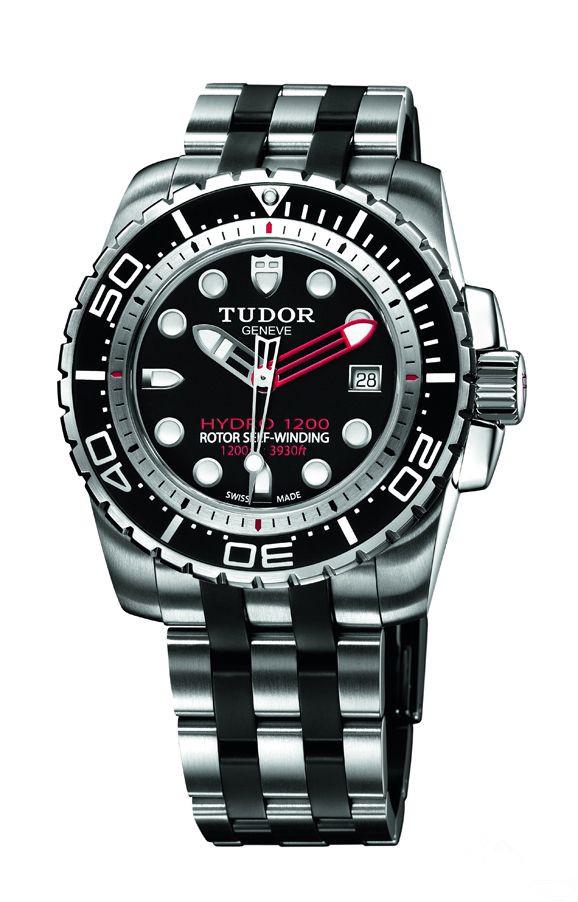 探索海洋新深度 帝舵表Hydro 1200